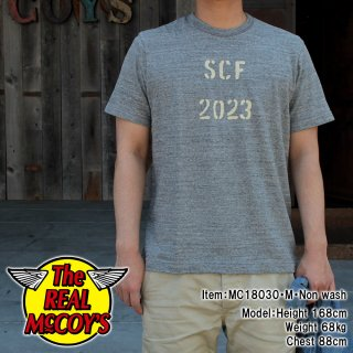 <img class='new_mark_img1' src='//img.shop-pro.jp/img/new/icons15.gif' style='border:none;display:inline;margin:0px;padding:0px;width:auto;' />AMERICAN ATHLETIC TEE / SCF 2023 S/S Tシャツ