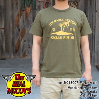 <img class='new_mark_img1' src='//img.shop-pro.jp/img/new/icons15.gif' style='border:none;display:inline;margin:0px;padding:0px;width:auto;' />MILITARY TEE / US NAVAL STATION S/S Tシャツ