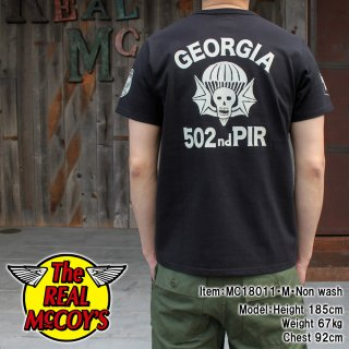 <img class='new_mark_img1' src='https://img.shop-pro.jp/img/new/icons15.gif' style='border:none;display:inline;margin:0px;padding:0px;width:auto;' />MILITARY TEE / GEORGIA 502ND PIR S/S Tシャツ