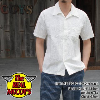 <img class='new_mark_img1' src='//img.shop-pro.jp/img/new/icons15.gif' style='border:none;display:inline;margin:0px;padding:0px;width:auto;' />JM SEERSUCKER OPEN COLLAR SHIRT S/S シアサッカーシャツ