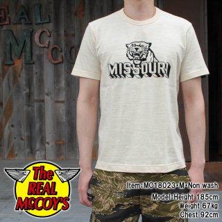 AMERICAN ATHLETIC TEE / MISSOURI S/S Tシャツ