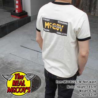 <img class='new_mark_img1' src='//img.shop-pro.jp/img/new/icons15.gif' style='border:none;display:inline;margin:0px;padding:0px;width:auto;' />JOE McCOY TEE / BRUNNER S/S Tシャツ