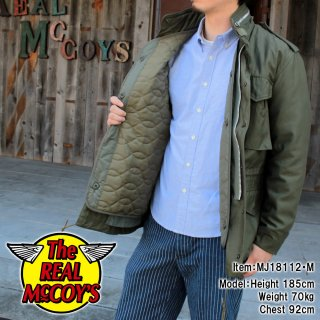 <img class='new_mark_img1' src='https://img.shop-pro.jp/img/new/icons14.gif' style='border:none;display:inline;margin:0px;padding:0px;width:auto;' />【18FW PRE-ORDER】LINER, COAT, M-65