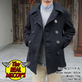 <img class='new_mark_img1' src='https://img.shop-pro.jp/img/new/icons58.gif' style='border:none;display:inline;margin:0px;padding:0px;width:auto;' />U.S. NAVY PEA COAT (WWII) ピーコート