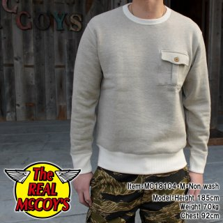 <img class='new_mark_img1' src='https://img.shop-pro.jp/img/new/icons15.gif' style='border:none;display:inline;margin:0px;padding:0px;width:auto;' />MILITARY POCKET SWEATSHIRT ポケットスウェットシャツ