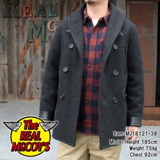 <img class='new_mark_img1' src='https://img.shop-pro.jp/img/new/icons14.gif' style='border:none;display:inline;margin:0px;padding:0px;width:auto;' />【18FW PRE-ORDER】WOOL RAILROAD COAT