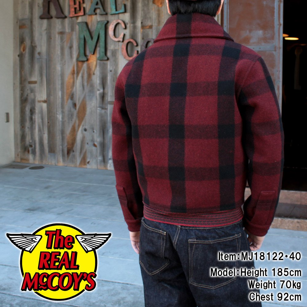 ccc jacket red plaid