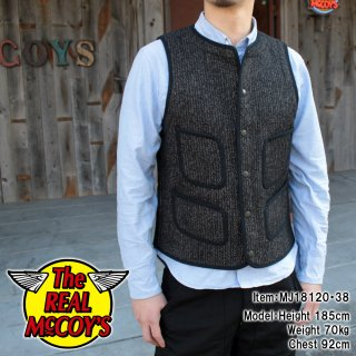 <img class='new_mark_img1' src='https://img.shop-pro.jp/img/new/icons15.gif' style='border:none;display:inline;margin:0px;padding:0px;width:auto;' />WOOL RASHCEL VEST ウールラッセルベスト