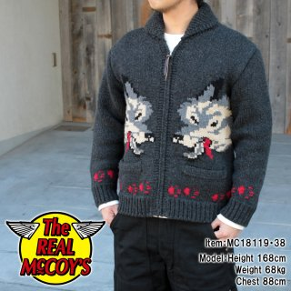 <img class='new_mark_img1' src='https://img.shop-pro.jp/img/new/icons15.gif' style='border:none;display:inline;margin:0px;padding:0px;width:auto;' />COWACHIN SWEATER / WOLF カウチンセーター