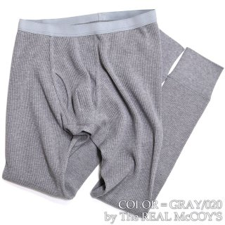 <img class='new_mark_img1' src='https://img.shop-pro.jp/img/new/icons15.gif' style='border:none;display:inline;margin:0px;padding:0px;width:auto;' />WAFFLE THERMAL LONG JOHN UNDERWEAR アンダーウエア