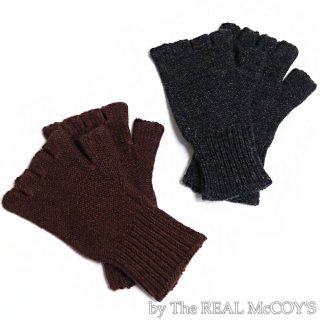 <img class='new_mark_img1' src='https://img.shop-pro.jp/img/new/icons14.gif' style='border:none;display:inline;margin:0px;padding:0px;width:auto;' />【18FW PRE-ORDER】FINGERLESS KNIT GLOVE
