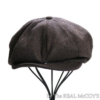 <img class='new_mark_img1' src='https://img.shop-pro.jp/img/new/icons15.gif' style='border:none;display:inline;margin:0px;padding:0px;width:auto;' />DOUBLE DIAMOND WOOL NEP NEWSBOY CAP ニュースボーイキャップ