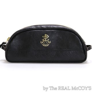 <img class='new_mark_img1' src='https://img.shop-pro.jp/img/new/icons15.gif' style='border:none;display:inline;margin:0px;padding:0px;width:auto;' />McCOY'S HORSEHIDE POUCH / USN ポーチ