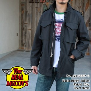 <img class='new_mark_img1' src='https://img.shop-pro.jp/img/new/icons15.gif' style='border:none;display:inline;margin:0px;padding:0px;width:auto;' />M-65 FIELD JACKET / BLACK OVER-DYE フィールドジャケット
