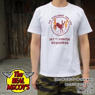 MILITARY TEE / SCREAMING RED ASS Tシャツ