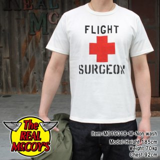 <img class='new_mark_img1' src='https://img.shop-pro.jp/img/new/icons15.gif' style='border:none;display:inline;margin:0px;padding:0px;width:auto;' />MILITARY TEE/ FLIGHT SURGEON Tシャツ