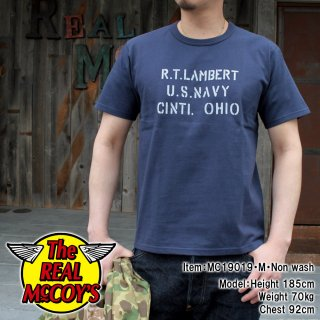 <img class='new_mark_img1' src='https://img.shop-pro.jp/img/new/icons14.gif' style='border:none;display:inline;margin:0px;padding:0px;width:auto;' />【PRE-ORDER】MILITARY TEE / R.T. LAMBERT