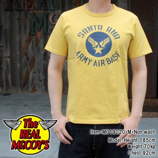 <img class='new_mark_img1' src='https://img.shop-pro.jp/img/new/icons14.gif' style='border:none;display:inline;margin:0px;padding:0px;width:auto;' />【PRE-ORDER】MILITARY TEE / SANTA ANA BASE