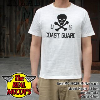 <img class='new_mark_img1' src='https://img.shop-pro.jp/img/new/icons14.gif' style='border:none;display:inline;margin:0px;padding:0px;width:auto;' />AMERICAN ATHLETIC TEE / US COAST GUARD Tシャツ