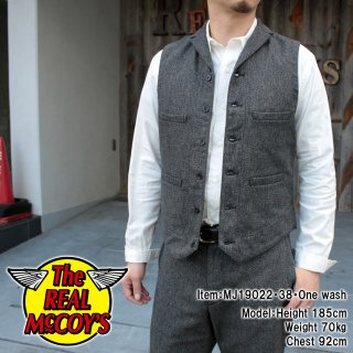 <img class='new_mark_img1' src='https://img.shop-pro.jp/img/new/icons14.gif' style='border:none;display:inline;margin:0px;padding:0px;width:auto;' />【PRE-ORDER】DOUBLE DIAMOND DOBBY CLOTH VEST