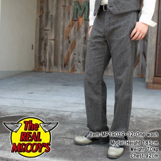 <img class='new_mark_img1' src='https://img.shop-pro.jp/img/new/icons14.gif' style='border:none;display:inline;margin:0px;padding:0px;width:auto;' />【PRE-ORDER】DOUBLE DIAMOND DOBBY CLOTH TROUSERS