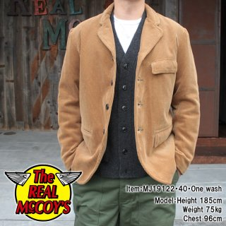 <img class='new_mark_img1' src='https://img.shop-pro.jp/img/new/icons14.gif' style='border:none;display:inline;margin:0px;padding:0px;width:auto;' />【PRE-ORDER】8HU CORDUROY SPORTS JACKET
