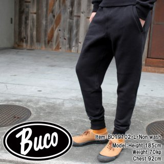 <img class='new_mark_img1' src='https://img.shop-pro.jp/img/new/icons15.gif' style='border:none;display:inline;margin:0px;padding:0px;width:auto;' />BUCO SWEATPANTS / BONES スウェットパンツ