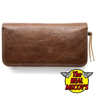 <img class='new_mark_img1' src='https://img.shop-pro.jp/img/new/icons58.gif' style='border:none;display:inline;margin:0px;padding:0px;width:auto;' />HAND DYED HORSEHIDE LONG WALLET ラウンドジップウォレット 財布 柿渋染め ホースハイド