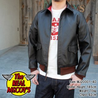 <img class='new_mark_img1' src='https://img.shop-pro.jp/img/new/icons15.gif' style='border:none;display:inline;margin:0px;padding:0px;width:auto;' />【PRE-ORDER】TYPE A-2 REAL McCOY MFG. / REDSILK