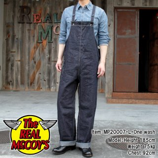<img class='new_mark_img1' src='https://img.shop-pro.jp/img/new/icons15.gif' style='border:none;display:inline;margin:0px;padding:0px;width:auto;' />U.S. NAVY DENIM OVERALLS デニムオーバーオール