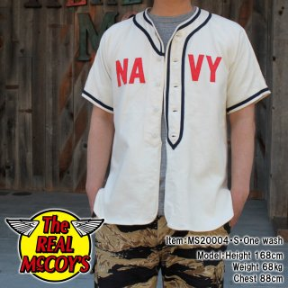 <img class='new_mark_img1' src='https://img.shop-pro.jp/img/new/icons15.gif' style='border:none;display:inline;margin:0px;padding:0px;width:auto;' />MILITARY BASEBALL UNIFORM / NAVY ミリタリーベースボールユニフォーム ベースボールシャツ 海軍