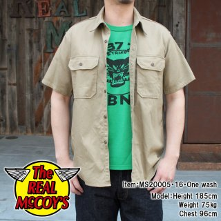 <img class='new_mark_img1' src='https://img.shop-pro.jp/img/new/icons15.gif' style='border:none;display:inline;margin:0px;padding:0px;width:auto;' />【PRE-ORDER】M-38 KHAKI SHIRT S/S
