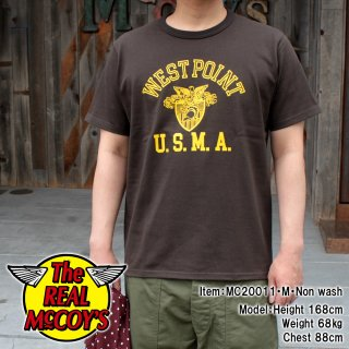 <img class='new_mark_img1' src='https://img.shop-pro.jp/img/new/icons15.gif' style='border:none;display:inline;margin:0px;padding:0px;width:auto;' />【PRE-ORDER】MILITARY TEE / WEST POINT