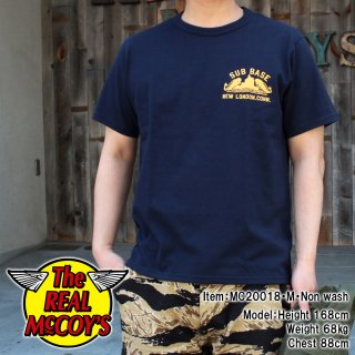 MILITARY TEE / SUB BASE ミリタリーTシャツ 半袖Tシャツ バインダーネック