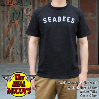 <img class='new_mark_img1' src='https://img.shop-pro.jp/img/new/icons15.gif' style='border:none;display:inline;margin:0px;padding:0px;width:auto;' />【PRE-ORDER】AMERICAN ATHLETIC TEE / SEABEES