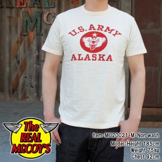 <img class='new_mark_img1' src='https://img.shop-pro.jp/img/new/icons15.gif' style='border:none;display:inline;margin:0px;padding:0px;width:auto;' />【PRE-ORDER】AMERICAN ATHLETIC TEE / U.S. ARMY ALASKA