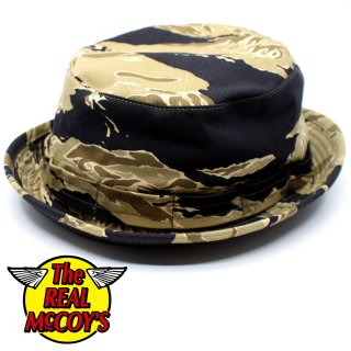 <img class='new_mark_img1' src='https://img.shop-pro.jp/img/new/icons15.gif' style='border:none;display:inline;margin:0px;padding:0px;width:auto;' />TIGER CAMOUFLAGE BOONIE HAT / GOLD TONE ブーニーハット バケット ゴールドタイガーストライプ