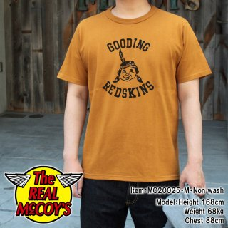 <img class='new_mark_img1' src='https://img.shop-pro.jp/img/new/icons15.gif' style='border:none;display:inline;margin:0px;padding:0px;width:auto;' />【PRE-ORDER】JOE McCOY TEE / GOODING