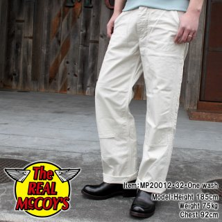 <img class='new_mark_img1' src='https://img.shop-pro.jp/img/new/icons15.gif' style='border:none;display:inline;margin:0px;padding:0px;width:auto;' />8HU WHITE HBT DOUBLE KNEE TROUSERS ダブルニーペインターパンツ ヘリンボーン