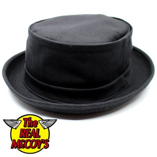 <img class='new_mark_img1' src='https://img.shop-pro.jp/img/new/icons15.gif' style='border:none;display:inline;margin:0px;padding:0px;width:auto;' />【PRE-ORDER】COTTON PORKPIE HAT