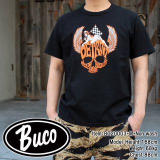 <img class='new_mark_img1' src='https://img.shop-pro.jp/img/new/icons15.gif' style='border:none;display:inline;margin:0px;padding:0px;width:auto;' />【PRE-ORDER】BUCO TEE / NAKED ANGEL