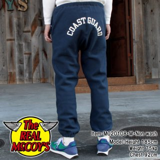 <img class='new_mark_img1' src='https://img.shop-pro.jp/img/new/icons15.gif' style='border:none;display:inline;margin:0px;padding:0px;width:auto;' />【PRE-ORDER】SWEATPANTS / COAST GUARD