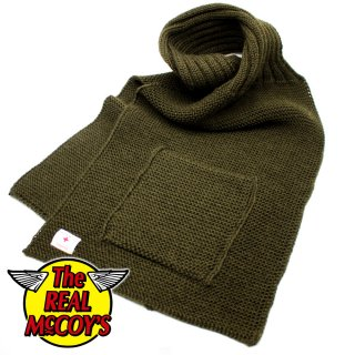 <img class='new_mark_img1' src='https://img.shop-pro.jp/img/new/icons15.gif' style='border:none;display:inline;margin:0px;padding:0px;width:auto;' />WOOL, RIBBED MUFFLER ウールリブマフラー ニットマフラー ミリタリースカーフ