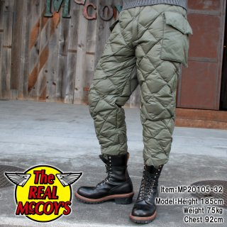 <img class='new_mark_img1' src='https://img.shop-pro.jp/img/new/icons15.gif' style='border:none;display:inline;margin:0px;padding:0px;width:auto;' />NYLON QUILTED DOWN TROUSERS ナイロンダウントラウザーズ ダウンパンツ