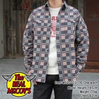 <img class='new_mark_img1' src='https://img.shop-pro.jp/img/new/icons15.gif' style='border:none;display:inline;margin:0px;padding:0px;width:auto;' />【PRE-ORDER】8HU HORSE BLANKET FLANNEL SHIRT