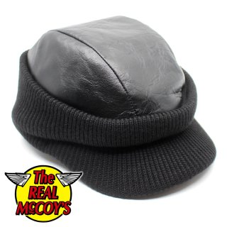 <img class='new_mark_img1' src='https://img.shop-pro.jp/img/new/icons15.gif' style='border:none;display:inline;margin:0px;padding:0px;width:auto;' />【PRE-ORDER】HORSEHIDE BLIZZARD CAP