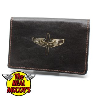 <img class='new_mark_img1' src='https://img.shop-pro.jp/img/new/icons15.gif' style='border:none;display:inline;margin:0px;padding:0px;width:auto;' />McCOY'S HORSEHIDE CARD HOLDER AAC カードホルダー カードケース 名刺入れ ホースハイド 馬革