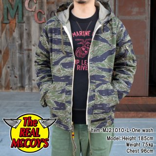 <img class='new_mark_img1' src='https://img.shop-pro.jp/img/new/icons15.gif' style='border:none;display:inline;margin:0px;padding:0px;width:auto;' />TIGER CAMOUFLAGE PARKA / TADPOLE 迷彩パーカー タイガーストライプ タッドポール