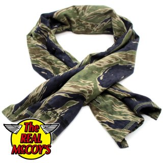 <img class='new_mark_img1' src='https://img.shop-pro.jp/img/new/icons15.gif' style='border:none;display:inline;margin:0px;padding:0px;width:auto;' />NECKERCHIEF, MAN'S, CAMOUFLAGE ネッカチーフ ストール タイガーストライプ 迷彩柄