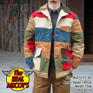 <img class='new_mark_img1' src='https://img.shop-pro.jp/img/new/icons15.gif' style='border:none;display:inline;margin:0px;padding:0px;width:auto;' />MULTICOLOR CORDUROY HUNTING COAT マルチカラーコーデュロイハンティングコート クレイジーパターン